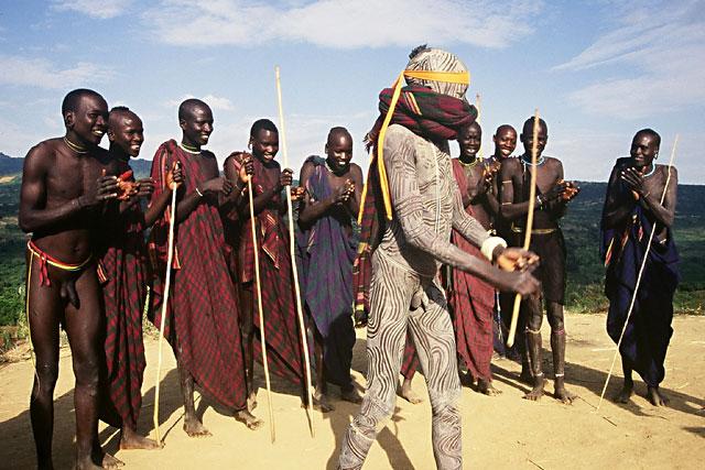 Naked Black African Boys